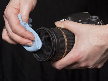 DSLR cleaning
